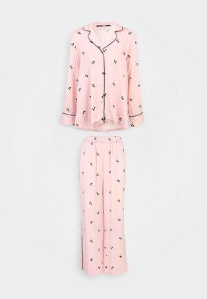 ALL OVER IKONIK SET - Pyjamas - pink