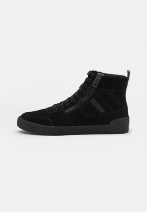 D-VELOWS S-DVELOWS SNEAKERS - Sneakersy wysokie - black