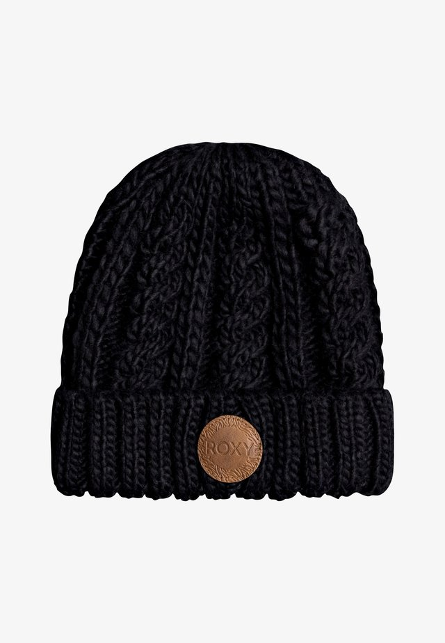 TRAM  - Bonnet - true black