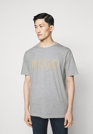 DOLIVE - Print T-shirt - silver