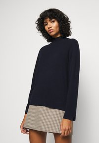 Repeat - SWEATER - Jumper - navy