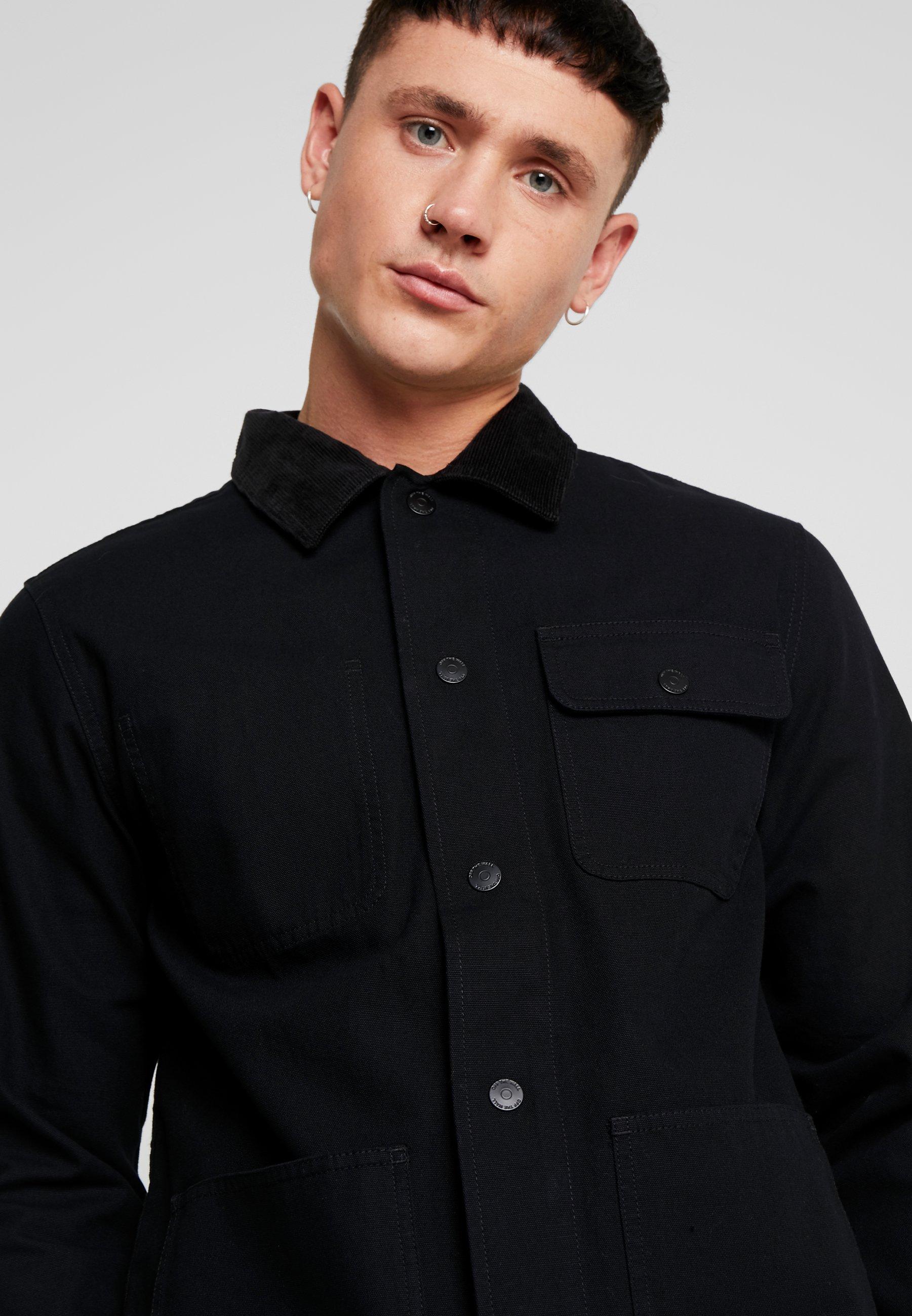 Vans Drill Chore Coat - Leichte Jacke Black