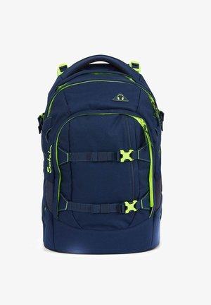 School bag - toxic yellow