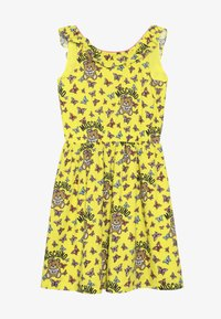 MOSCHINO - DRESS - Denní šaty - yellow - 2
