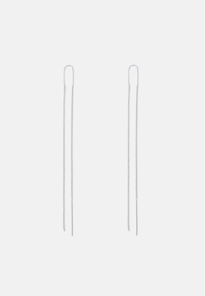Pilgrim - EARRINGS ENCHANTMENT - Earrings - silver-coloured