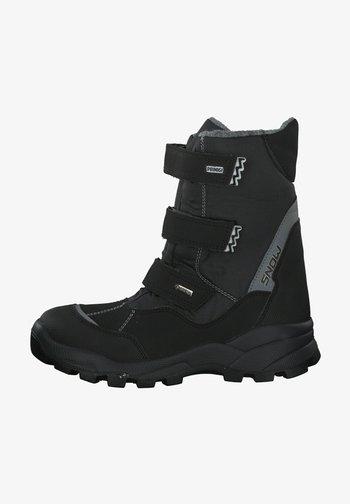 Winter boots - nero/gr.sc/nero