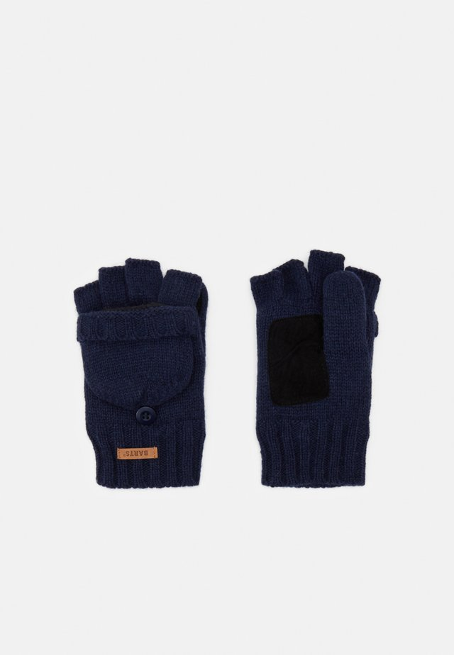 HAAKON BUMGLOVES BOYS - Fingervantar - navy