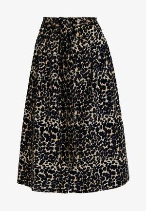 JASON LEO - Maxi skirt - black