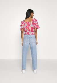Gina Tricot - MOM - Relaxed fit jeans - mid blue - 2