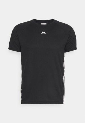 IRAL - T-shirt con stampa - caviar