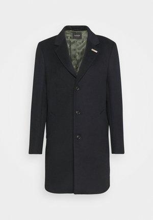 SINGLE BLEND OVERCOAT - Classic coat - night