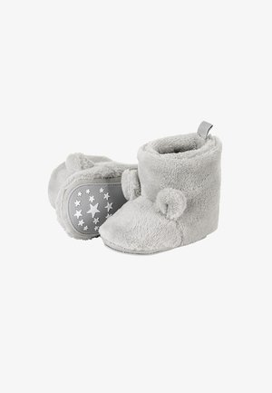 BABY WINTER-SCHUH - First shoes - hellgrau
