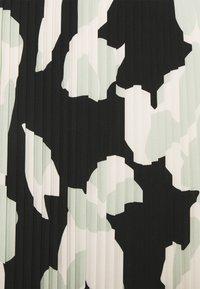 Opus - RODINJA - Plisovaná sukně - black - 2