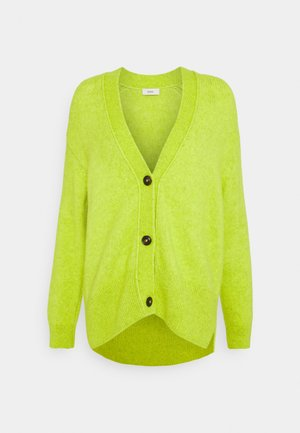WOMEN´S - Cardigan - bitter lemon