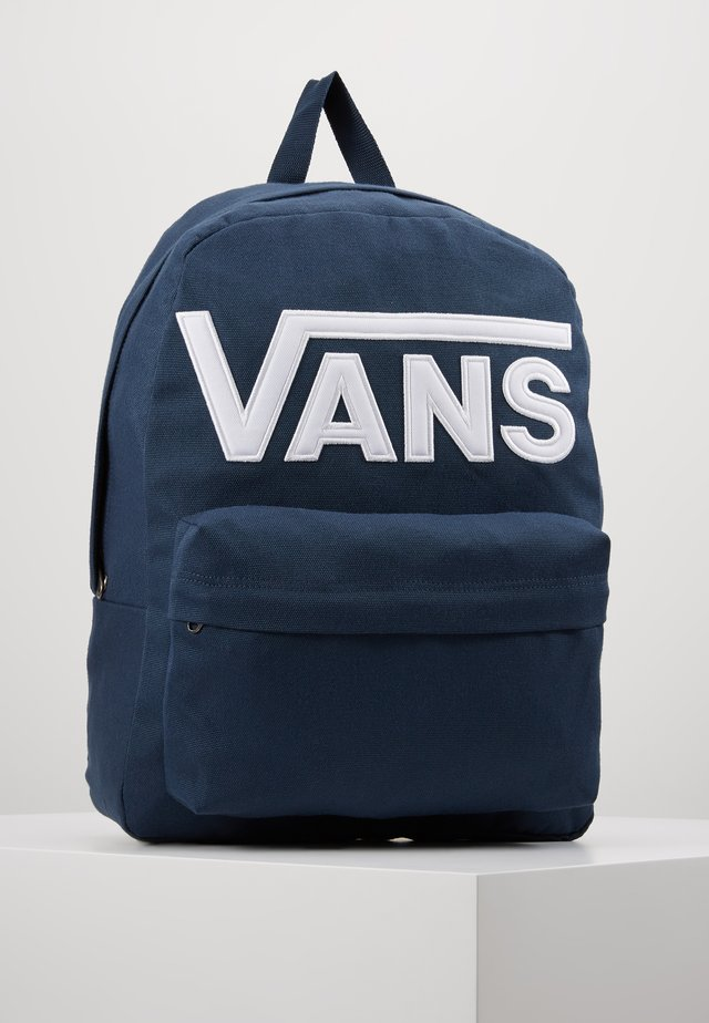 OLD SKOOL  - Tagesrucksack - dress blues/white
