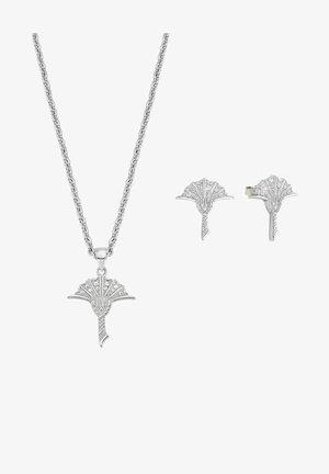 SET - Necklace - silber
