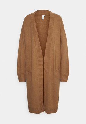 COZY  - Cardigan - brown