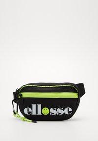 Ellesse - PIOLLO BUMBAG - Bum bag - black - 0