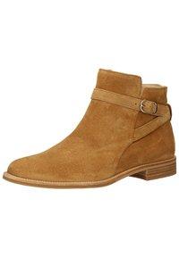 Paul Green - Ankle boots - cognac-braun - 2
