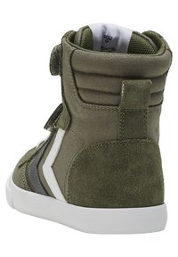 Hummel - High-top trainers - olive night - 2