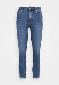 ONLY Petite - ONLERICA LIFE  - Jeans Skinny Fit - dark blue denim - 0