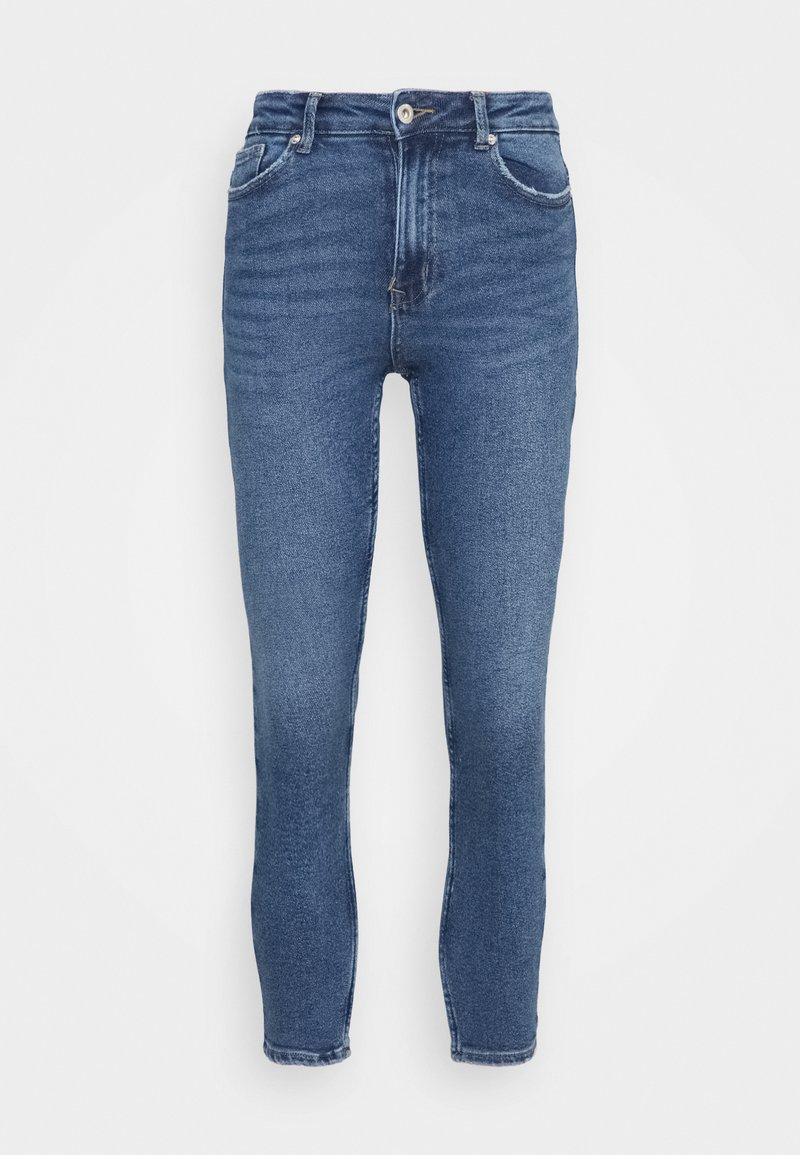 ONLY Petite - ONLERICA LIFE  - Jeans Skinny Fit - dark blue denim