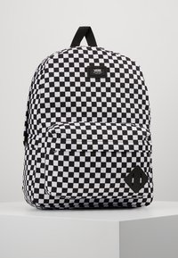 Vans - UA OLD SKOOL III BACKPACK - Plecak - black/white - 0