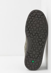 Timberland - DAVIS SQUARE - High-top trainers - dark green - 5