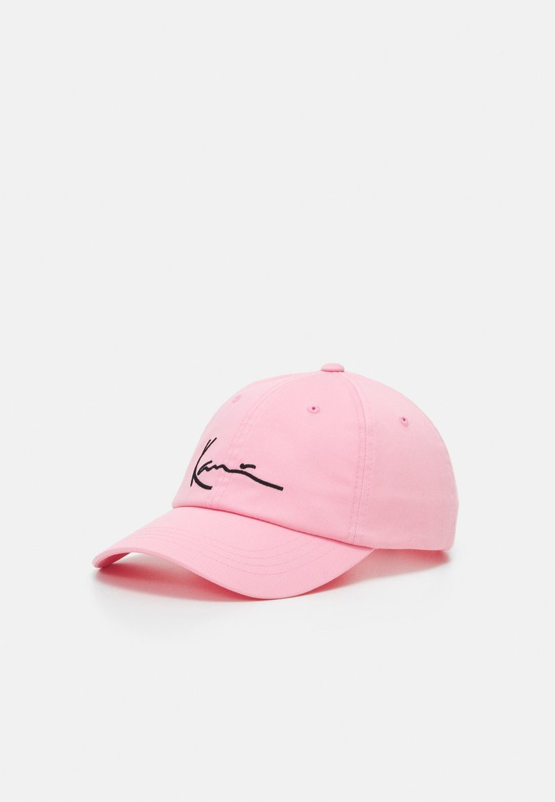 Karl Kani - SIGNATURE CAP UNISEX - Cap - light pink