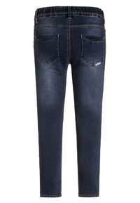 Name it - NITSUS - Skinny-Farkut - dark blue denim - 1