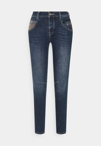 Mos Mosh - NELLY RELOVED  - Straight leg jeans - blue - 0