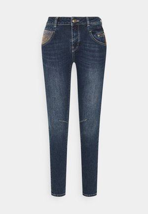 NELLY RELOVED  - Straight leg jeans - blue