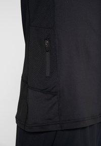 Craft - ESSENCE TEE - Långärmad tröja - black - 6