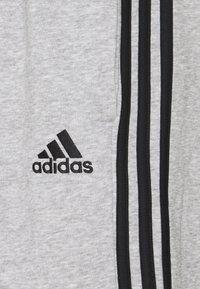 adidas Performance - Sports shorts - medium grey heather/black - 5