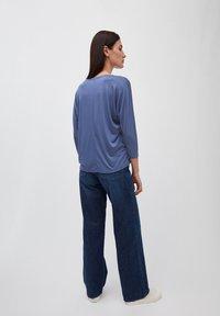 ARMEDANGELS - Long sleeved top - blue indigo - 2