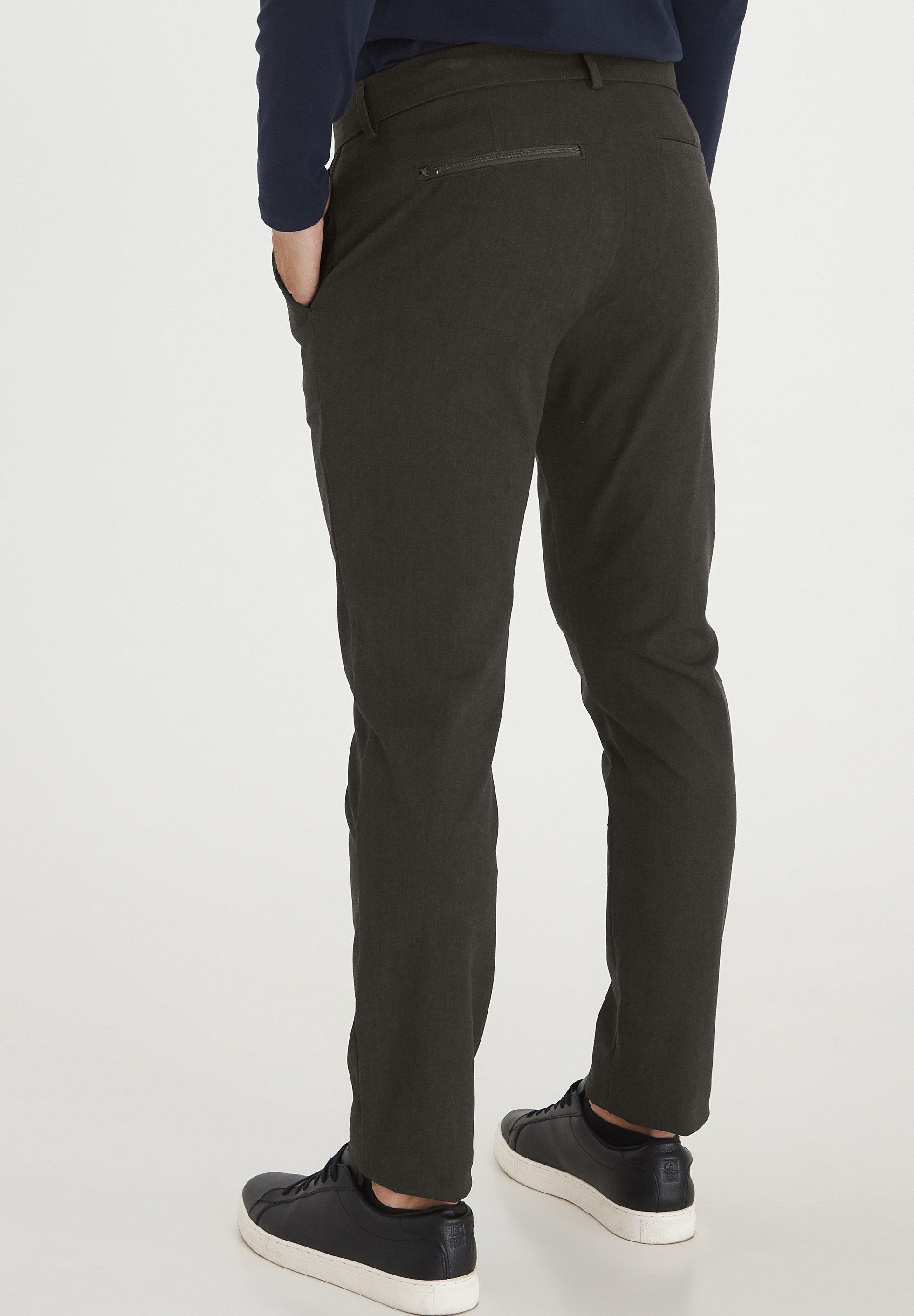 Casual Friday PHILIP  - Trousers - rosin melange eP3Bt