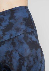 Onzie - HIGH BASIC MIDI - Legging - blue - 4