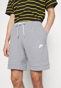 Nike Sportswear - MODERN - Kraťasy - particle grey/ice silver/white - 4