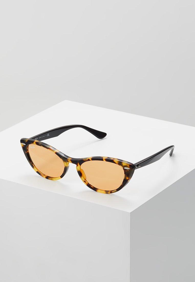 Ray-Ban - Sluneční brýle - havana gialla