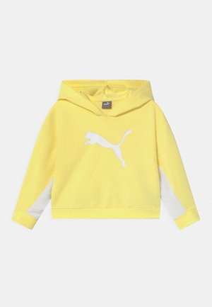 MODERN SPORTS HOODIE - Mikina - yellow pear