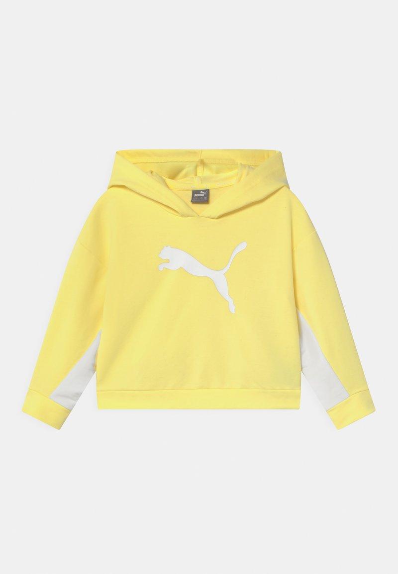 Puma - MODERN SPORTS HOODIE - Sweatshirt - yellow pear