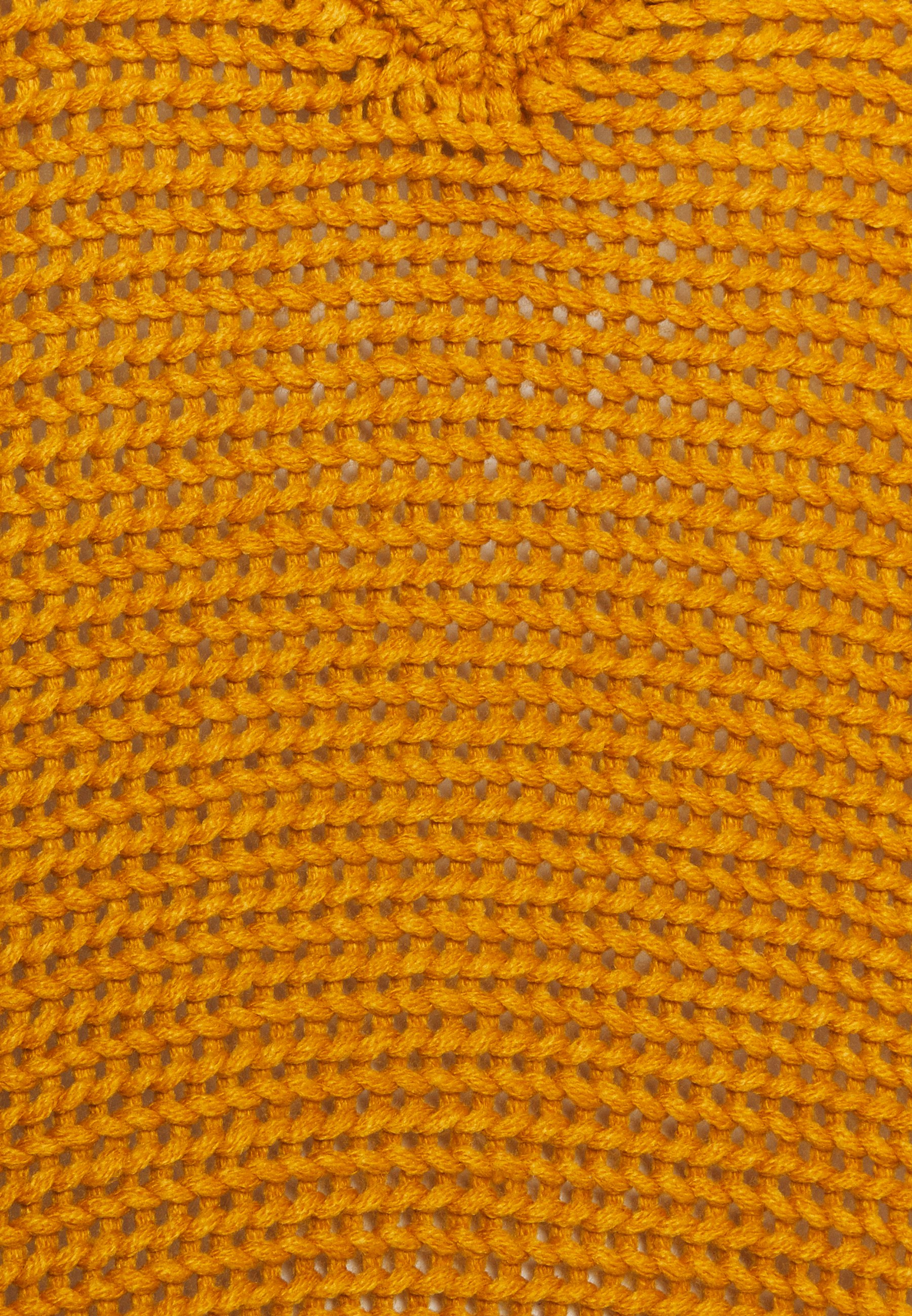 Noisy May Tall NMVERA V NECK - Jersey de punto - inca gold pXrQJ