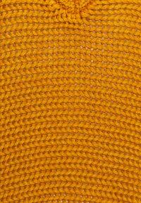 Noisy May Tall - NMVERA V NECK - Jumper - inca gold - 2
