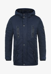 Solid - Winter jacket - insignia blue - 2