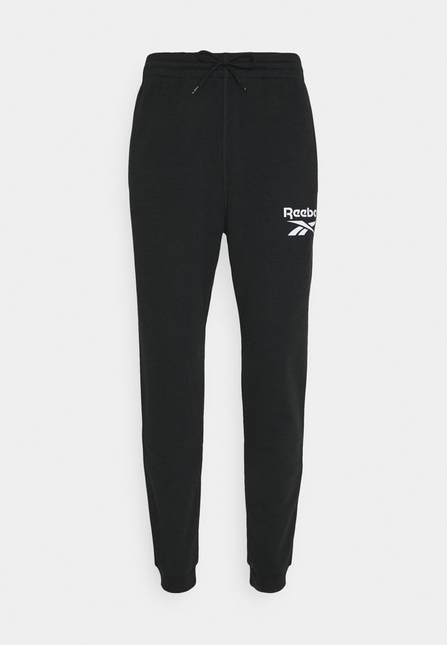 RI FT BL JOGGER - Trainingsbroek - black