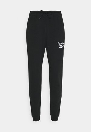 JOGGER - Spodnie treningowe - black