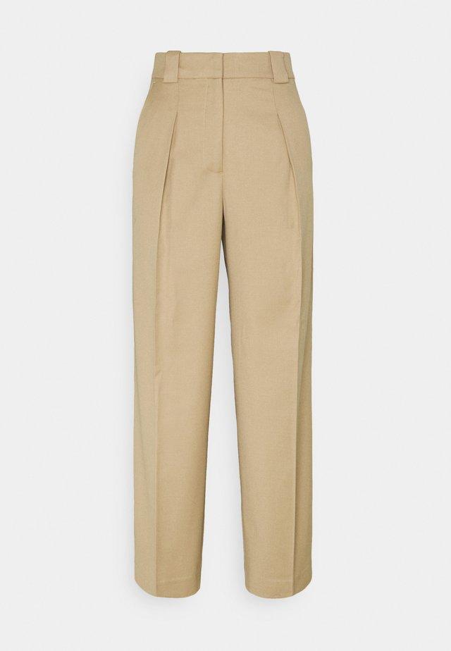 ARIENE PANTS - Broek - beige