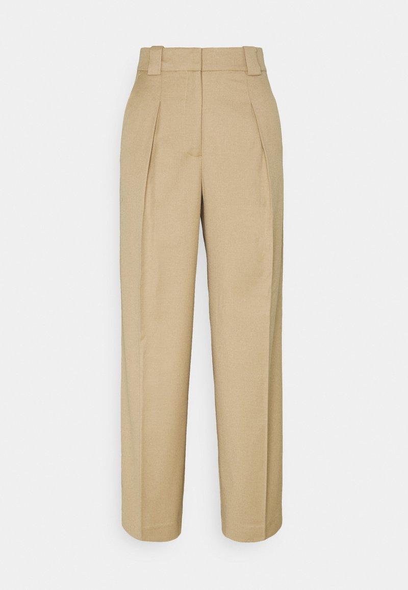 EDITED - ARIENE PANTS - Bukse - beige