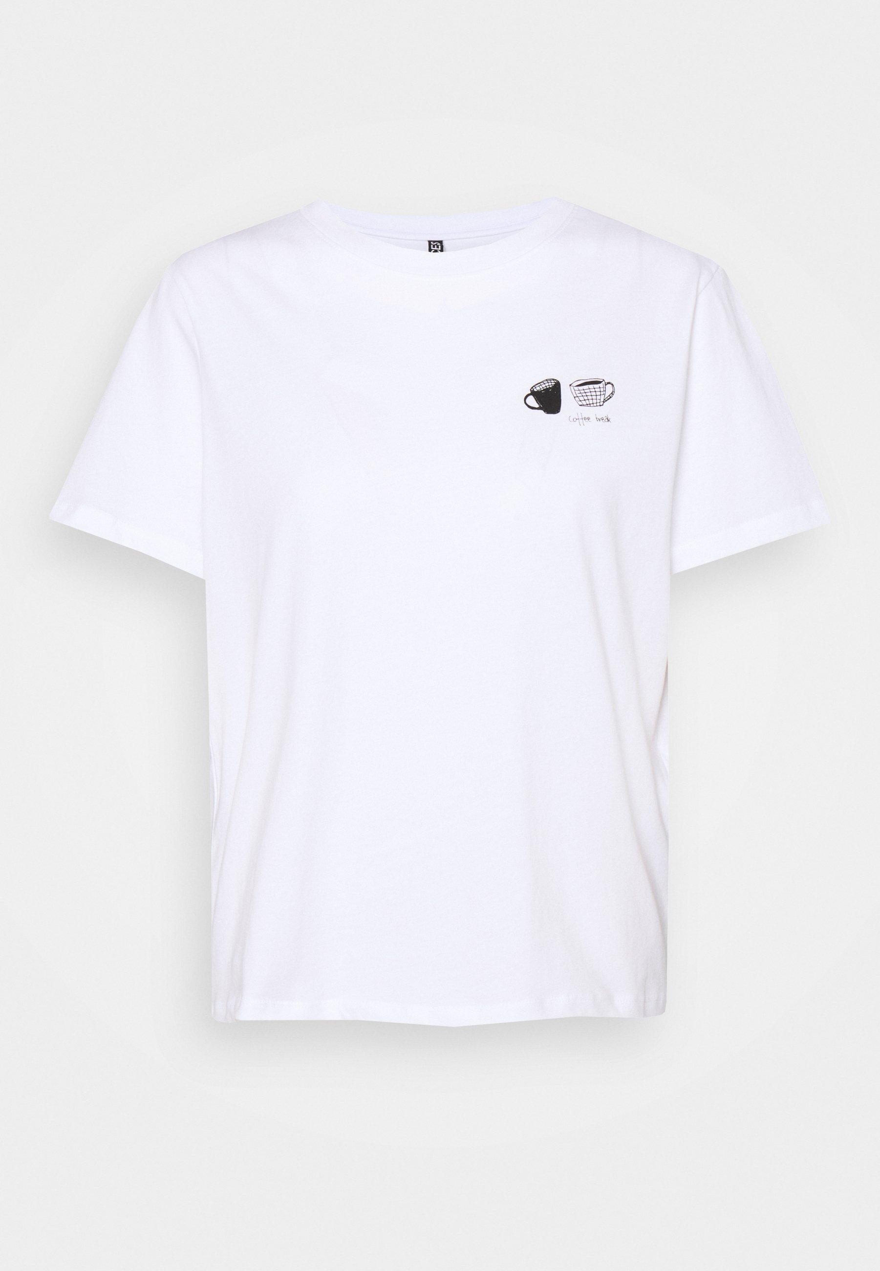 Mujer PCLIWY TEE - Camiseta estampada