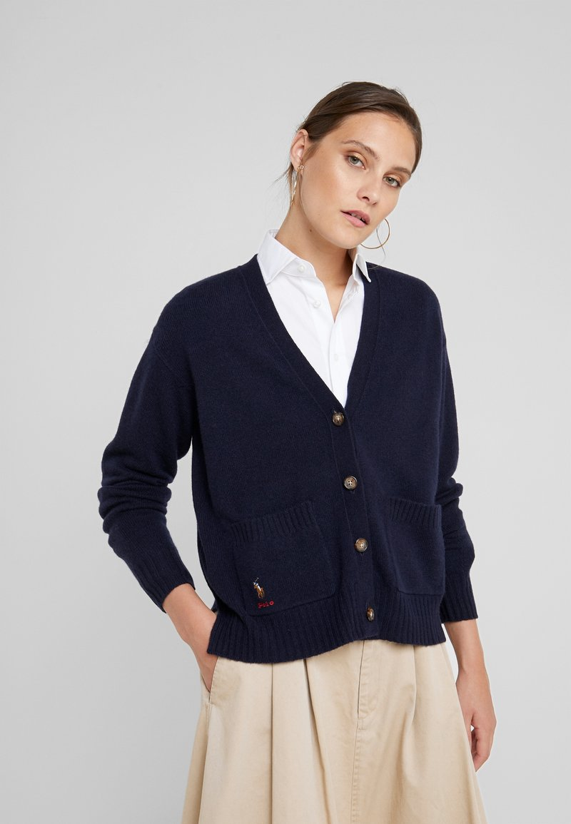 Polo Ralph Lauren - Strikjakke /Cardigans - hunter navy